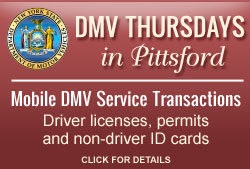 DMV Thursdays in Pittsford