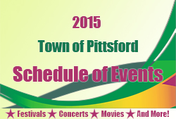 2015 Schedule of Events