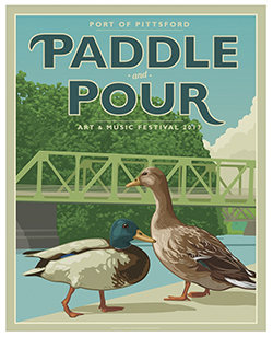 Paddle and Pour 2017