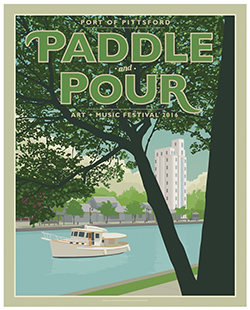 Paddle and Pour 2016