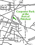 William A. Carpenter Park Map