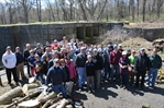 Lock 62 Preservation Project Community Clean Up Day