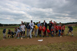 Athletic Fields Improvement Project Groundbreaking